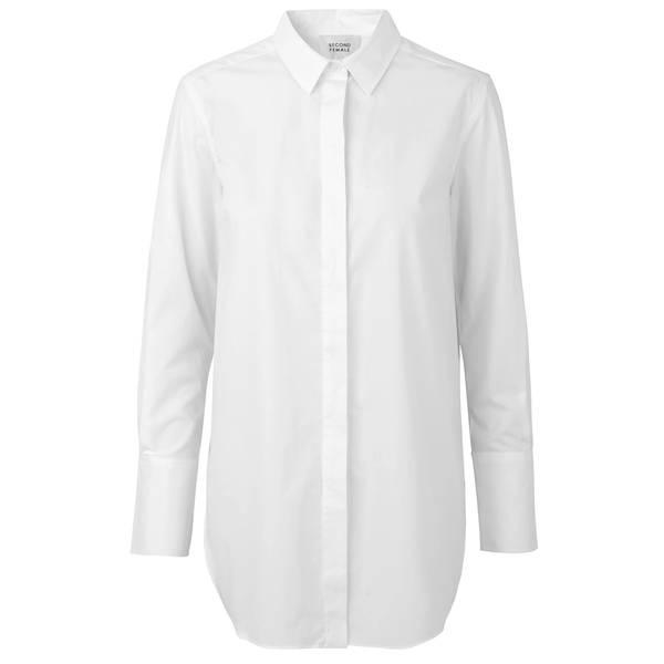 Bilde av Second Female - Skjorte Larkin Classic Shirt