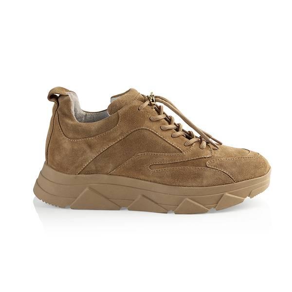Bilde av Pavement - Portia Gum Sneakers Nature