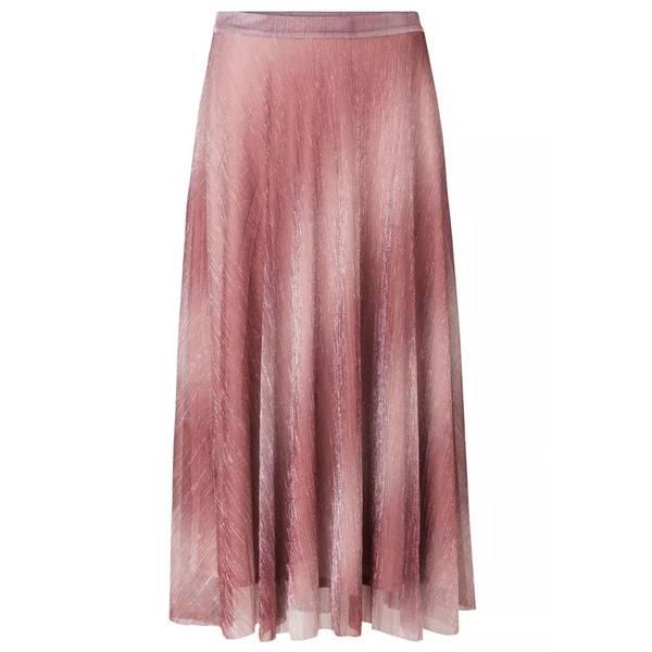 Bilde av Second Female - Ametrine Skirt Dusty Rose